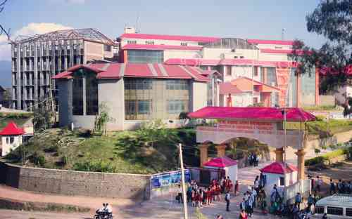 Abhilashi-Group-of-Institutions-Front-View