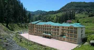 Govt Degree college seraj at Lambathach