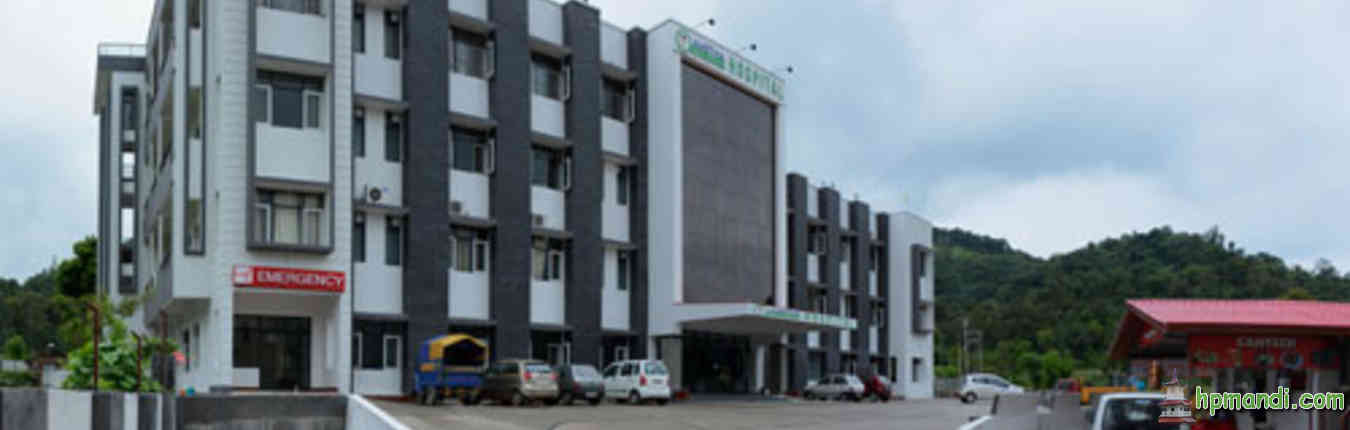 Aastha Multi Specialty Hospital Mandi HP